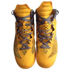 Sports Sneakers NIKE Yellow