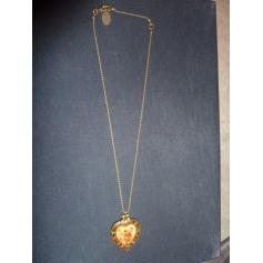 Pendentif, collier pendentif MICHAL NEGRIN Multicouleur