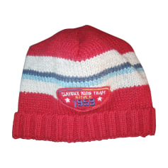 Beanie CLAYEUX Red, burgundy