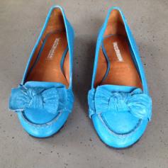 Ballet Flats BUFFALO Blue, navy, turquoise