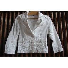 Blancs Tailleurs H Femme Vestes Blazers amp;m pwTAAI