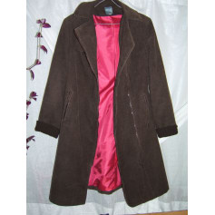 Manteau TIM BARGEOT Marron