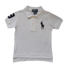 Polo RALPH LAUREN White, off-white, ecru