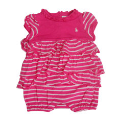 Polo RALPH LAUREN Pink, fuchsia, light pink