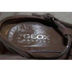 Oxford Schnürschuhe Geox