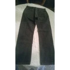 Jeans dritto STONE ISLAND Nero