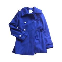 Manteau ASOS Bleu, bleu marine, bleu turquoise