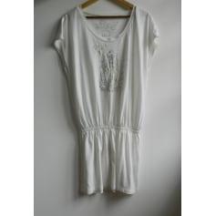 Robe tunique RALPH LAUREN Blanc, blanc cassé, écru