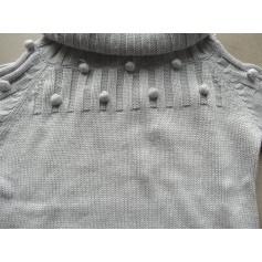 Pullover MARITHÉ ET FRANÇOIS GIRBAUD Weiß, elfenbeinfarben
