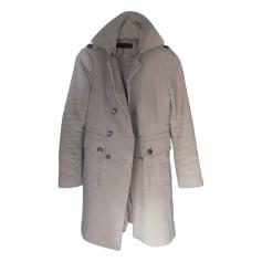 Coat ZARA Beige, camel