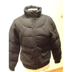 Down Jacket LE TEMPS DES CERISES Black