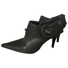 Bottines & low boots à talons MINELLI Gris, anthracite