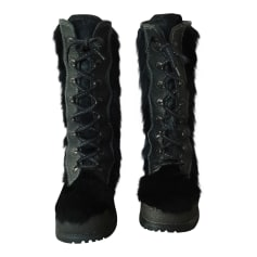 Boots HUGO BOSS Black