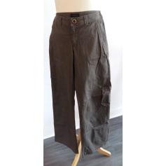 Pantalon évasé Ikks  pas cher