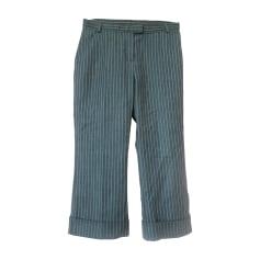 Cropped Pants JACADI Gray, charcoal