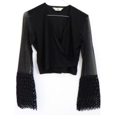 Top, tee-shirt SAGAIE Noir
