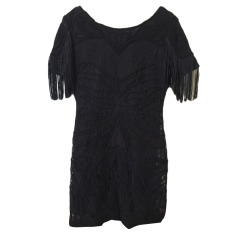 Mini Dress MAJE Black