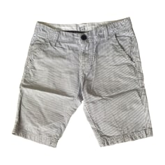 Bermuda Shorts ARMANI JUNIOR White, off-white, ecru