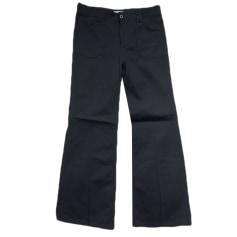 Pantalon très evasé, patte d'éléphant GERARD DAREL Noir