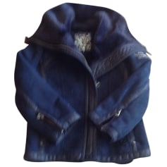 Jacket GUESS Blue, navy, turquoise
