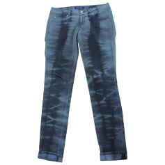 Jeans droit APRIL MAY Gris, anthracite