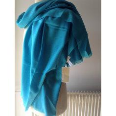 Shawl MICHAEL KORS Blue, navy, turquoise