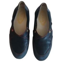 Ballerinas TOD'S Blau, marineblau, türkisblau
