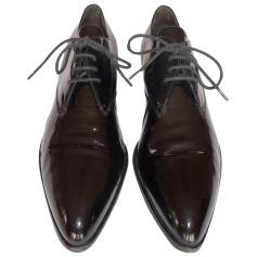 Chaussures à lacets  MIU MIU Noir
