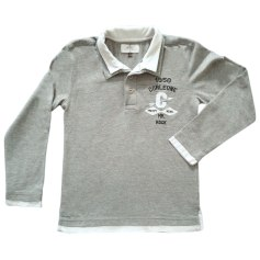 Poloshirt CORLÉONE Grau, anthrazit