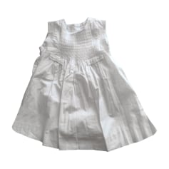 Dress JACADI White, off-white, ecru