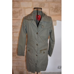 Waterproof, Trench EDC BY ESPRIT Khaki