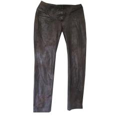 Pantalon droit Helena Sorel  pas cher