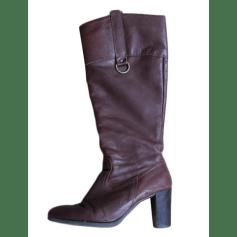 Bottines & low boots à talons Marks & Spencer  pas cher