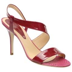 Sandales à talons ATELIER MERCADAL Rose, fuschia, vieux rose