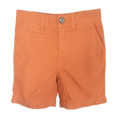 Bermuda Shorts BURBERRY Orange