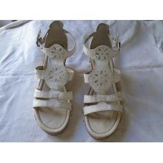 Chaussures Esprit Femme Blanc, blanc cassé, écru   articles tendance ... 88cb8a481c09