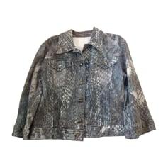 Zipped Jacket JUST CAVALLI Multicolor