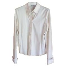 Camicia MIU MIU Bianco, bianco sporco, ecru