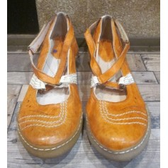 Ballet Flats COCO & ABRICOT Orange