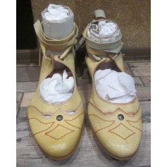 Ballet Flats COCO & ABRICOT Yellow