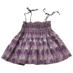 Blouse BONPOINT Purple, mauve, lavender