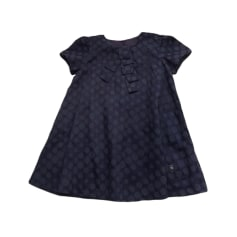 Dress BABY DIOR Blue, navy, turquoise