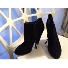 Bottines & low boots à compensés TOPSHOP Noir