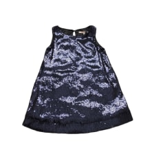 Dress JUNIOR GAULTIER Blue, navy, turquoise