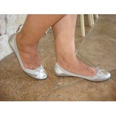 Ballet Flats BUFFALO Silver