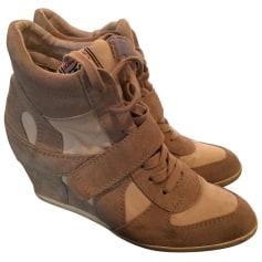 Sneakers ASH Beige, camel
