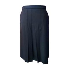 Jupe mi-longue BURBERRY Noir