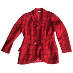 Jacket K KARL LAGERFELD Red, burgundy