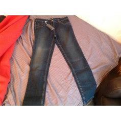 Jeans droit B-Karo  pas cher