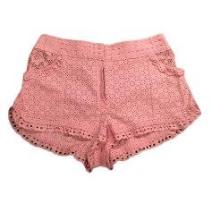 Shorts LOUIS VUITTON Pink, fuchsia, light pink